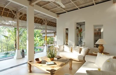 Airy Open Living Area