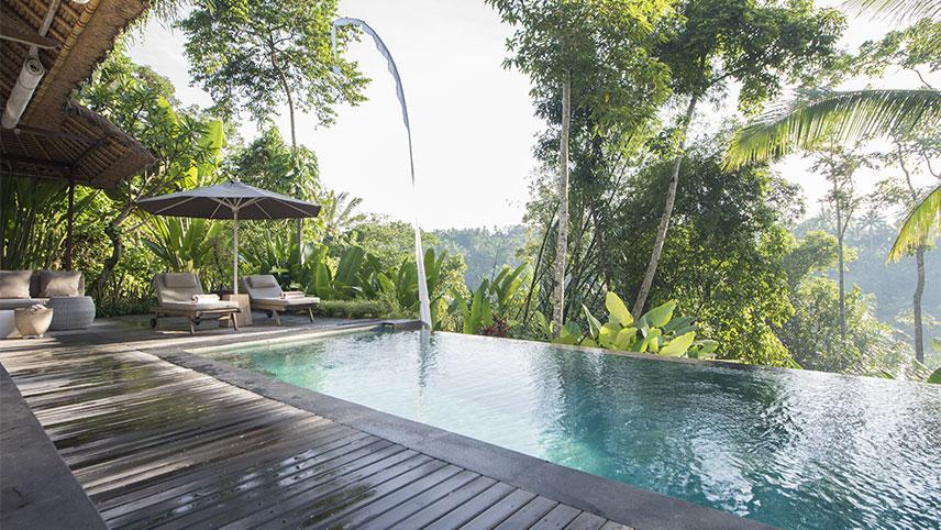 Luxury Private Bali Villa Villa Shamballa Residence Ubud Bali